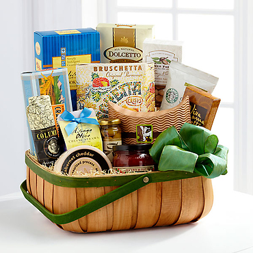 The Heartfelt Sympathies™ Gourmet Basket