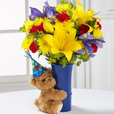 The Big Hug® Birthday Bouquet