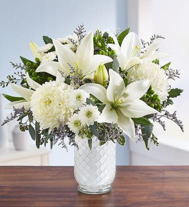 Pure Elegance Bouquet™ for Sympathy