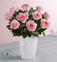 Modern Pink Roses by Real Simple®