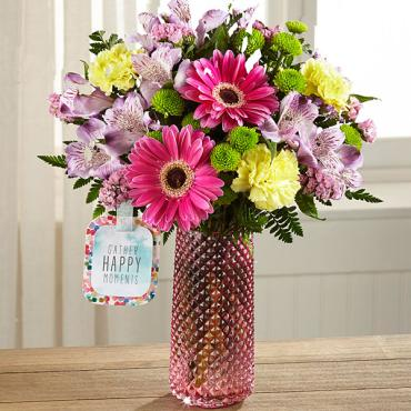 The Happy Moments™ Bouquet by Hallmark
