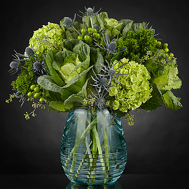 The Ocean's Allure™ Luxury Bouquet